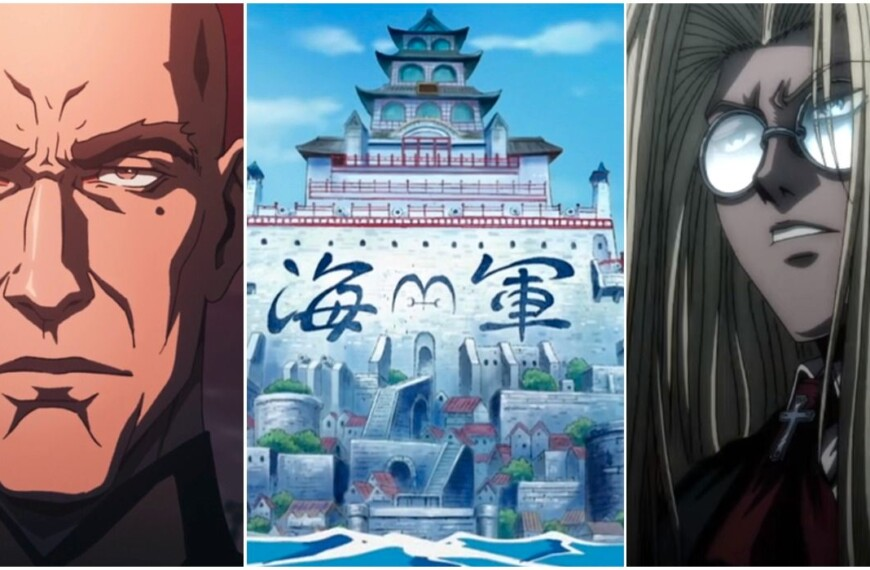 One Piece: 10 anime characters who could become marines