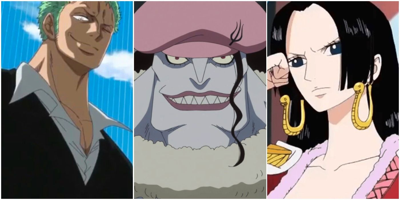 One Piece: 5 Characters Hody Jones Could Defeat (& 5 He Would Lose To)