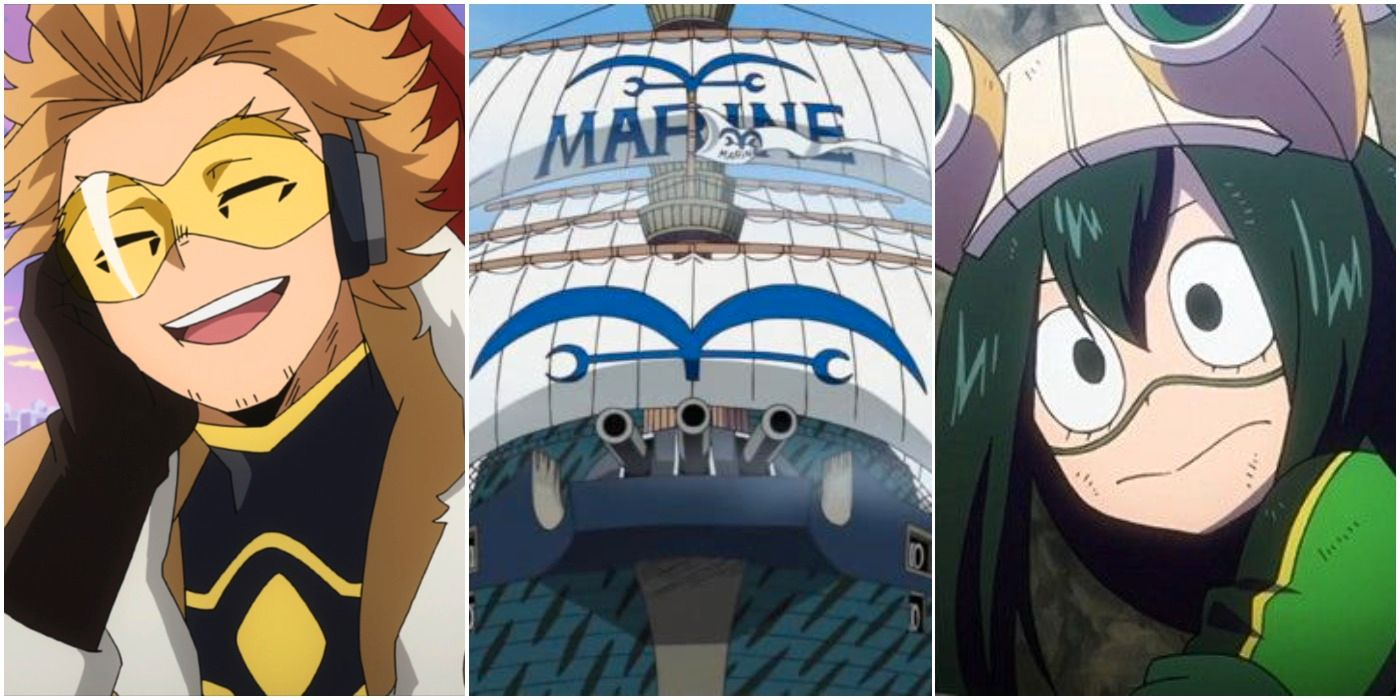 One Piece 5 MHA Characters Who Could Survive A Call