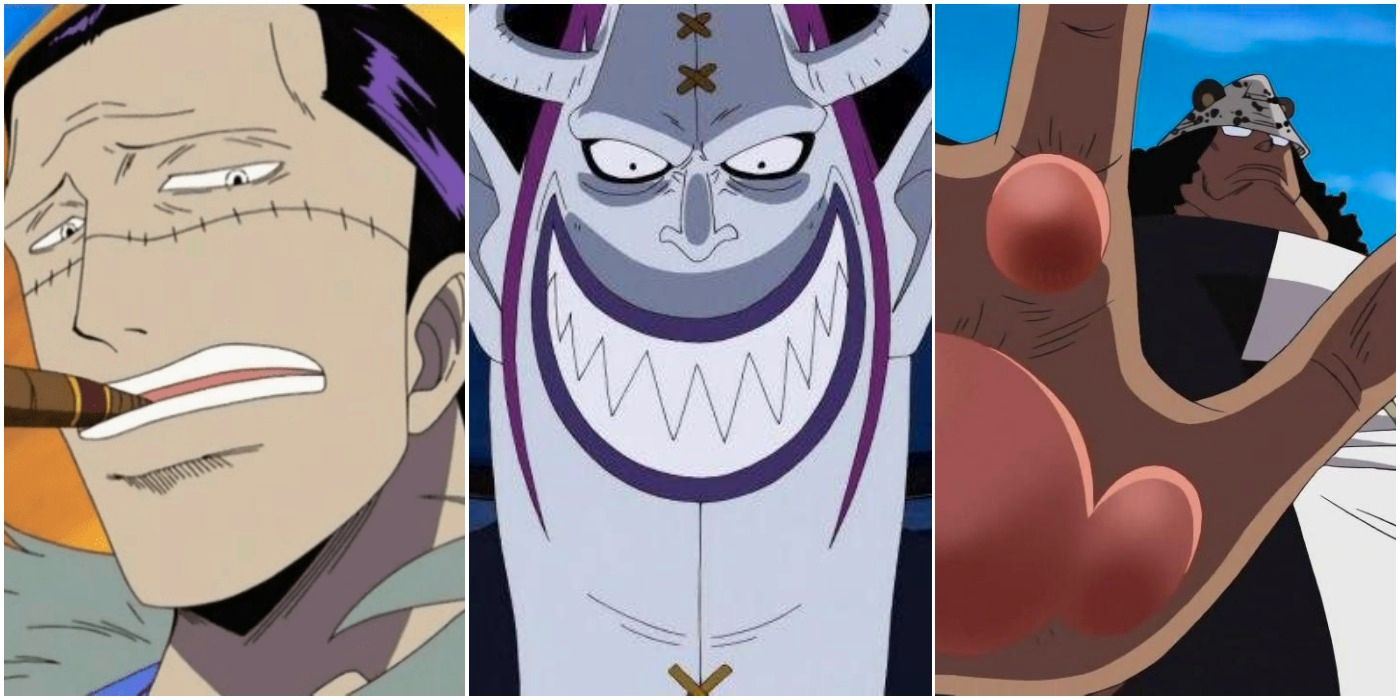 One Piece The Original Seven Warlords Ranked by Utility
