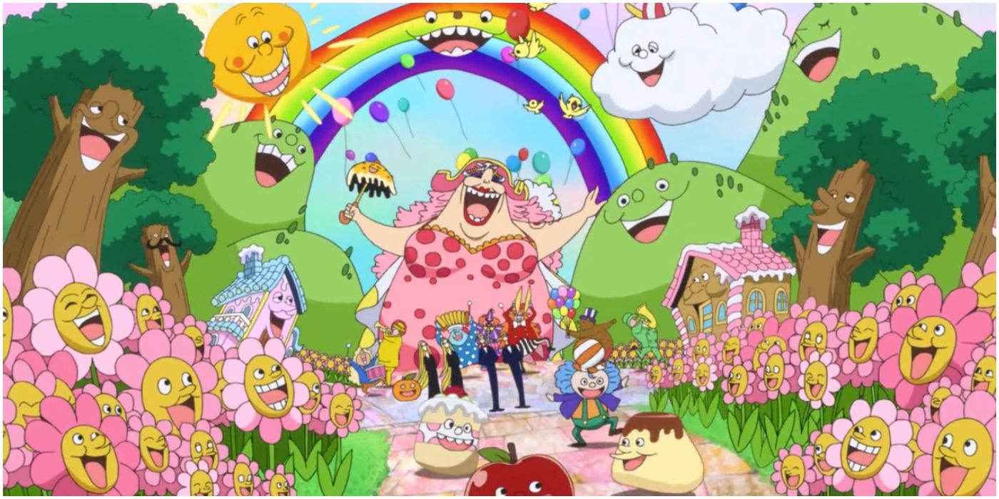 One Piece Whole Cake Island is still the best and