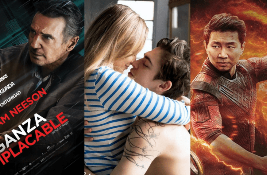 """""""Relentless Revenge"""", """"After, Lost Souls"""" and """"Shang-Chi"""": Watch the movie premieres for this weekend"""