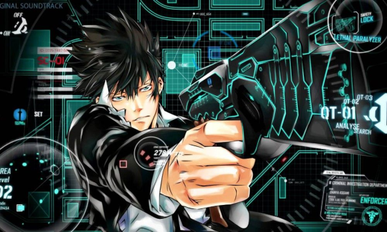 The protagonist of Psycho-Pass, great option for Fortnite - Fortnite: Battle royale