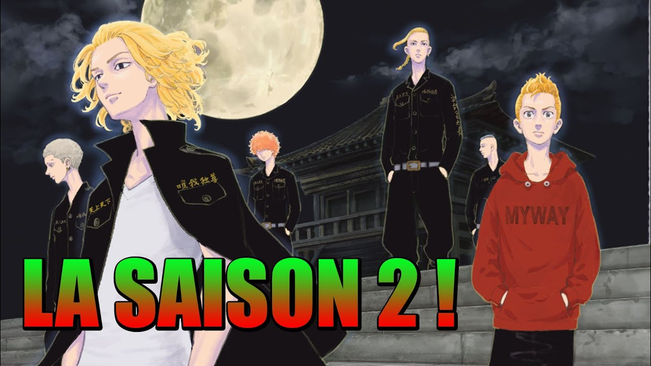 1634143476 Tokyo Revengers season 2 release date characters and plot
