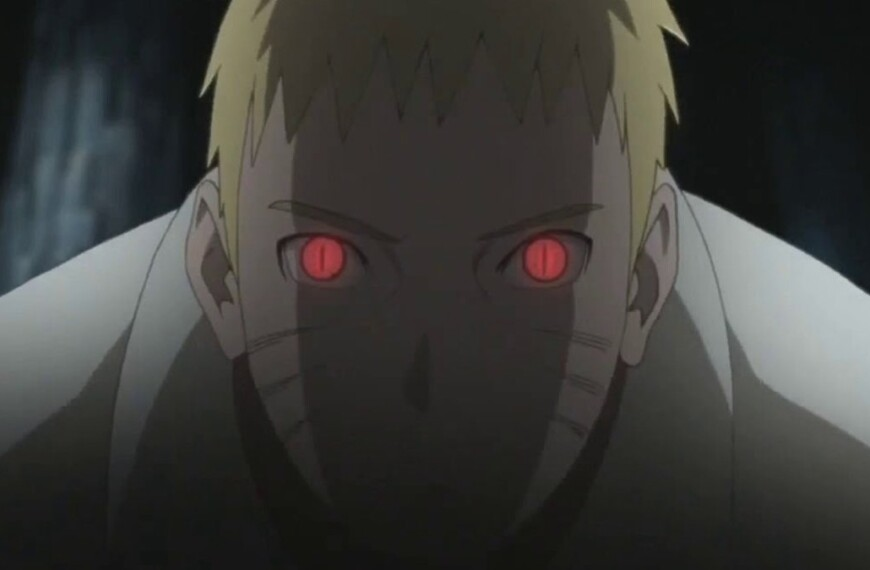 They imagine Naruto as a villain and this is what he would look like