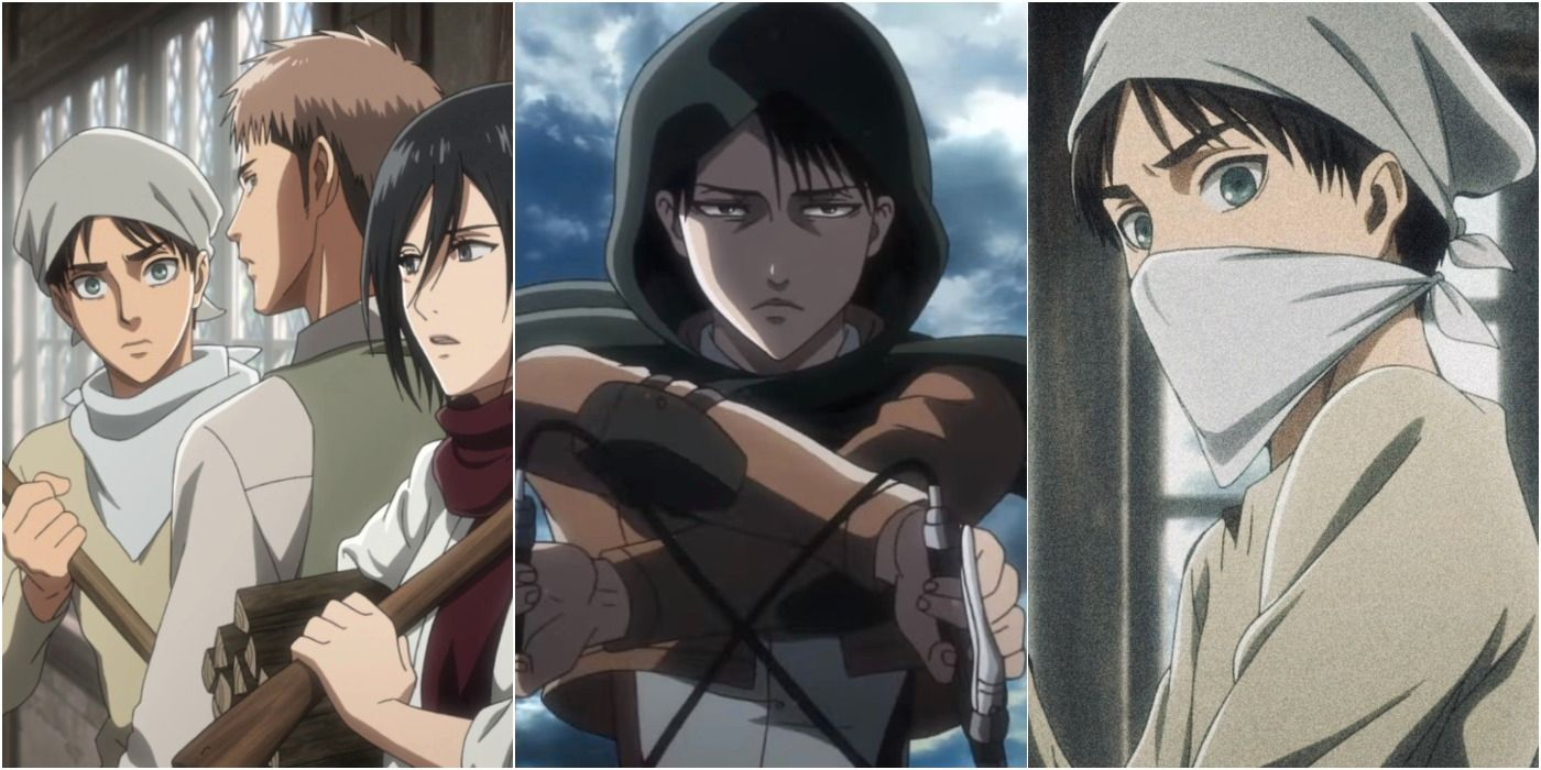 Attack On Titan: 10 Times Eren Helped Levi