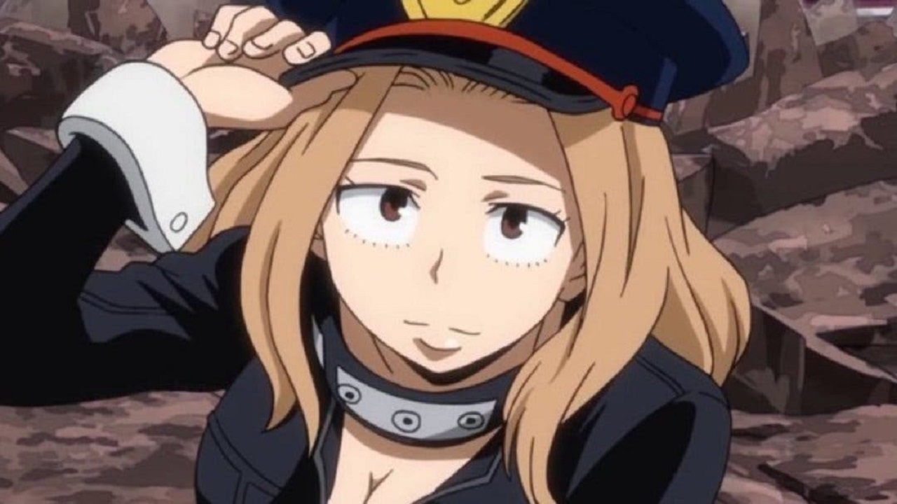 Camie has come to life in this My Hero Academia cosplay | Spaghetti Code