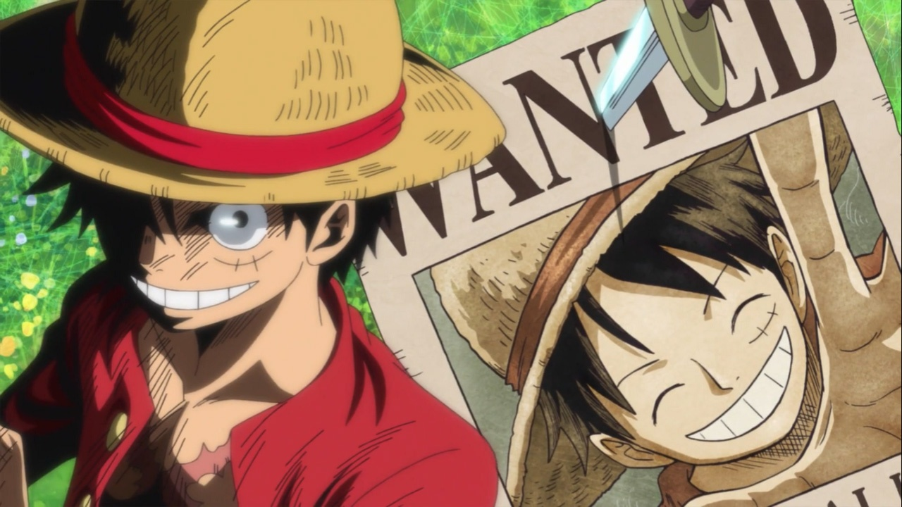 DNA Wakanim Crunchyroll the complete One Piece the return of