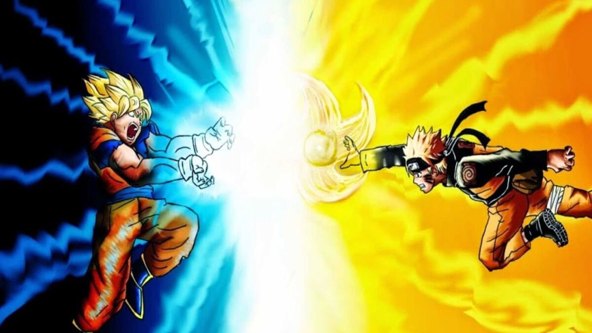 Naruto or Dragon Ball: Which anime is better?