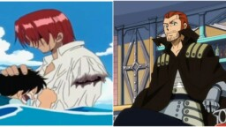 One Piece: 5 Ways Shanks Is Exactly Like Gildarts From Fairy Tail