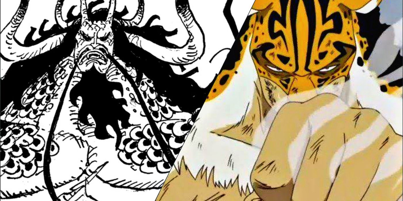 One Piece Top 10 Zoan Transformations Ranked by Design