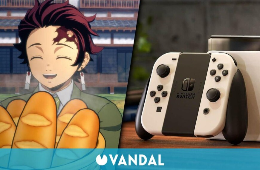 Sales in Japan: Demon Slayer and Nintendo Switch OLED were the best sellers of the week