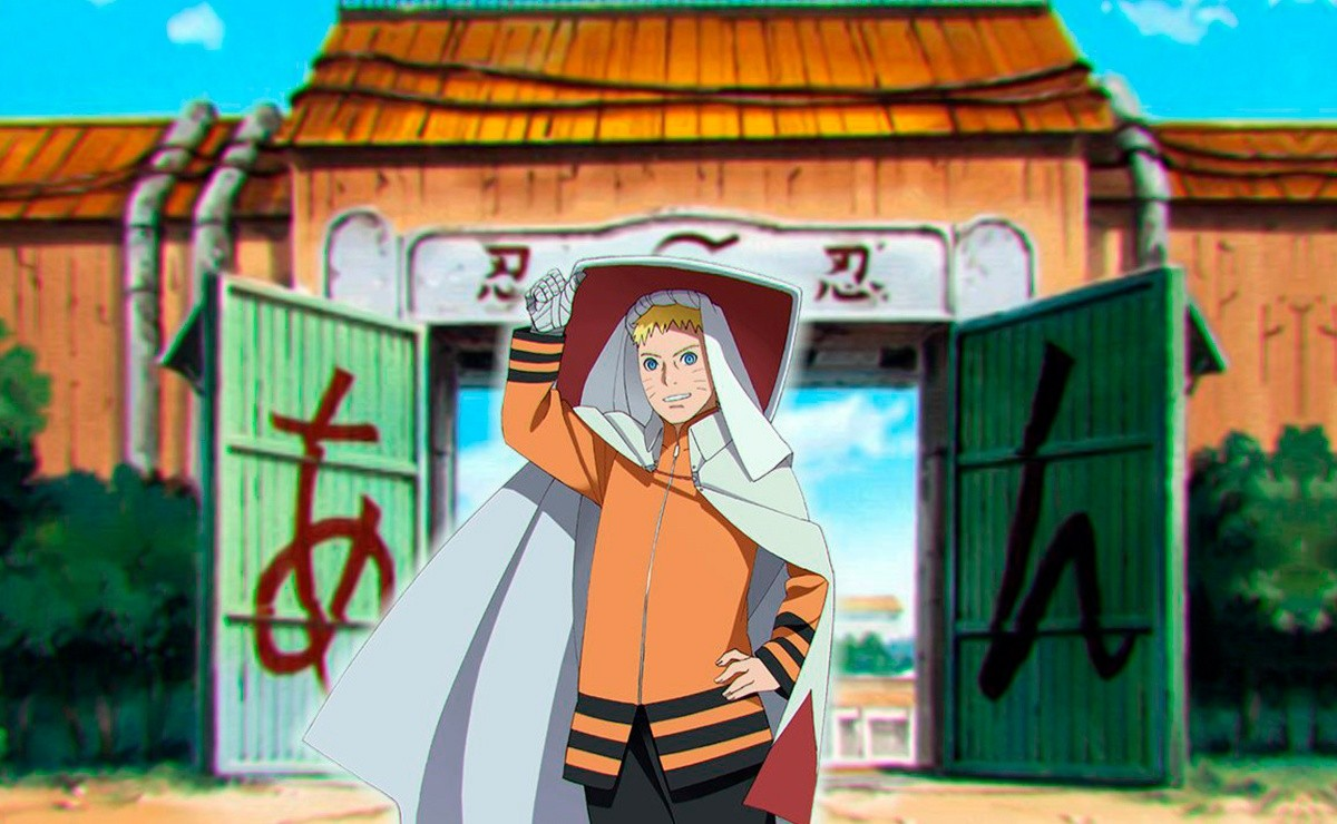 What are all the Hidden Villages in the world of Naruto